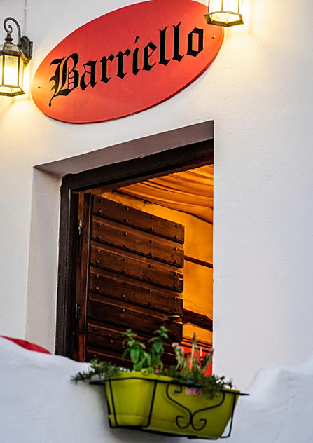 barriello balcony