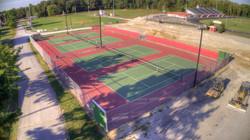 Raider Academy Tennis Courts