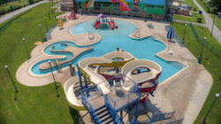 Rec Water Slide