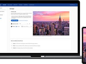 CEPIC-Webinar am 6. Juli 2021, organisiert von SmartFrame