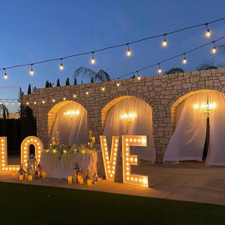 5 Ft Love Letters
