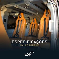 O Airbus H145 da CAF conta com design ex