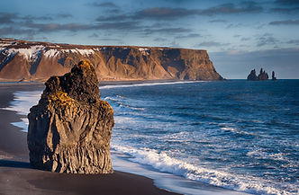 Iceland South Coast day tour, super jeep excursions in Iceland, Puffins, jeep safari, Dyrholey, Reynisfjara, black sand beaches
