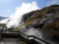Delidartunguhver Europe most powerfull geothermal hot springs, Snaefellsnes Peninsula-Stykkisholmur-Borgarfjordur valley longer tour, Iceland multi-day tours