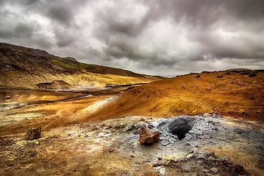 hot springs Reykjanes, super jeep excursions in Iceland: Reykjanes Peninsula and blu lagoon, Krysuvik geothermal area, Seltun