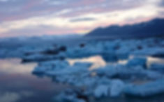Excursion to Jokulsarloon glacier lagoon, Jokulsarloon glacier lagoon near vantnajokull, Iceland south coast longer tour