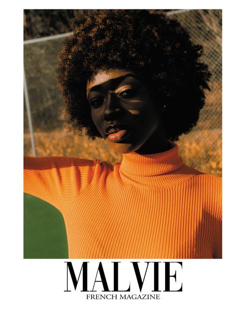 MALVIE Magazine The Artist Edition Vol 1