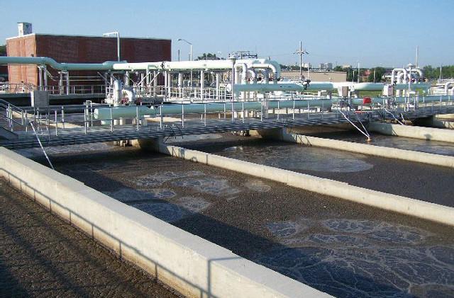 atık su arıtma biyolojik