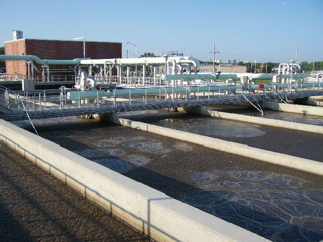atık su arıtma tesisi