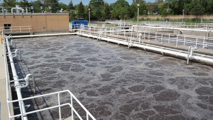biyolojik atık su arıtma tesisi