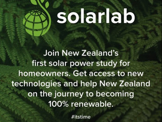 Recruiting homeowners and businesses for solarlab initiative