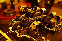 motorcycle engine building