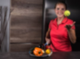 Anne-Sophie JAMOTEAU diététicienne du sport