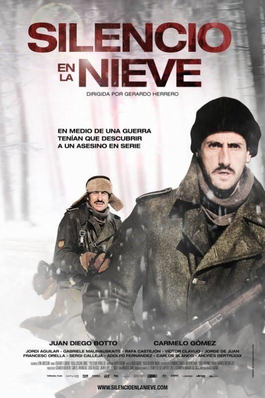 Cartel de la película Silencio en la Nieve