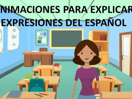 Expresiones del español (III)