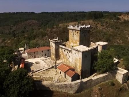 Camino de Santiago: La leyenda del castillo de Pombre