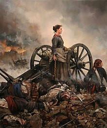 Agustina de Aragón y los desastres de la guerra
