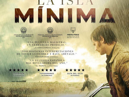 Cine español de suspense