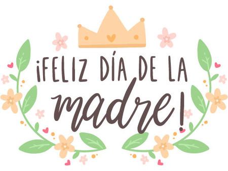 Así celebré el Día de la Madre hace 22 años