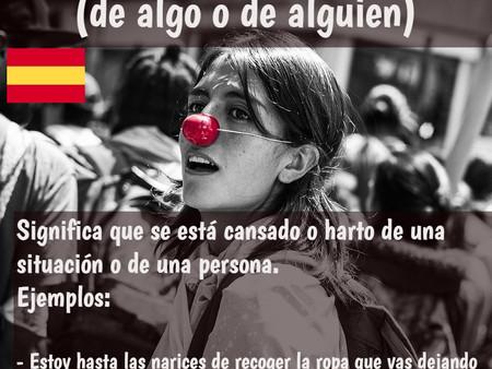 Expresiones en español (II)