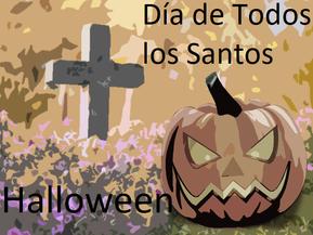 Halloween vs. Día de Todos los Santos