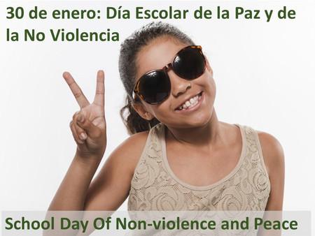Día Escolar de la Paz / School Day of Peace