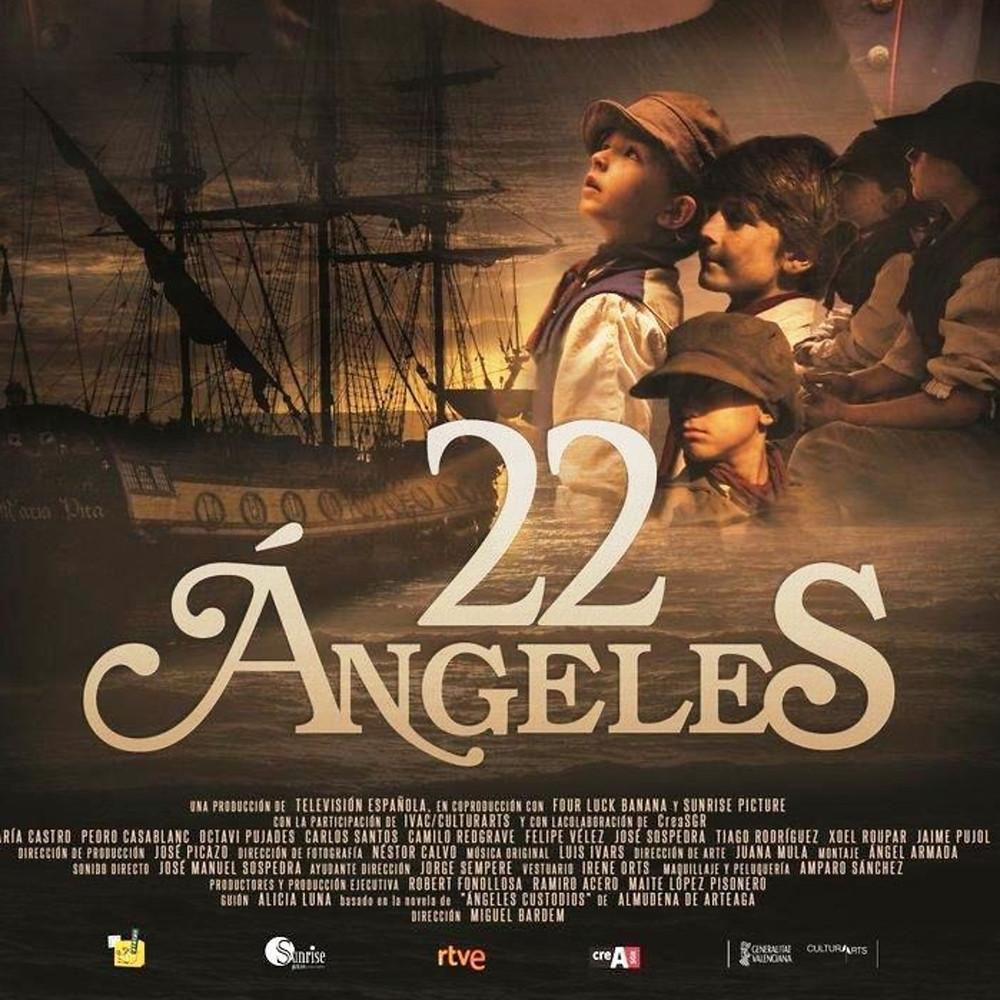 Cartel de la película 22 Ángeles