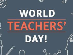Dia Internacional del Docente / World Teacher`s Day
