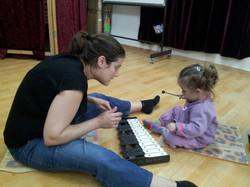 parents & kids class