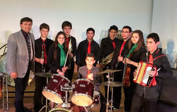 Jews & Arab concert