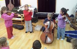 pre instrument class