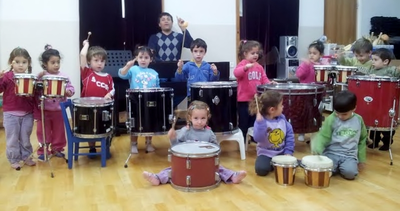 young kids class
