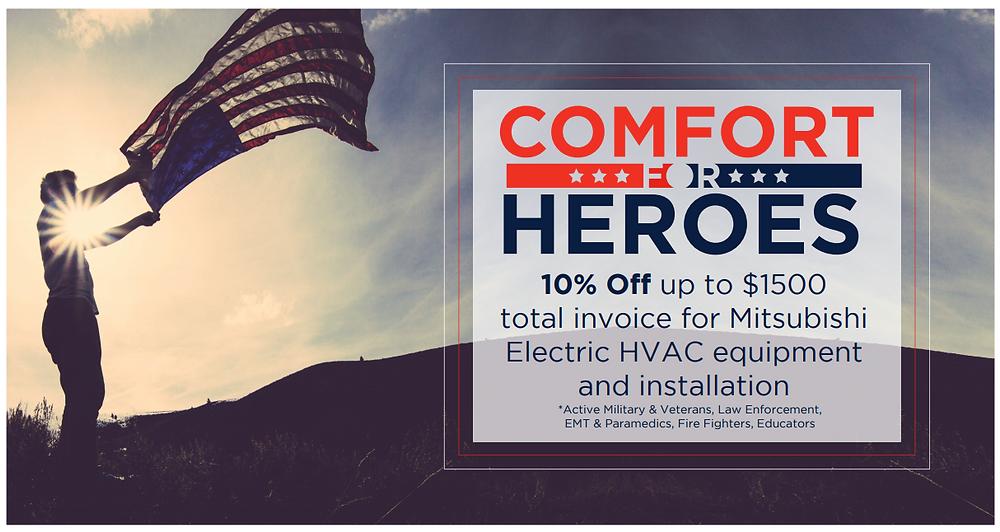 Comfort For Heroes