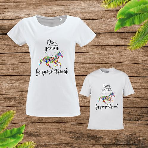 Camiseta Atrévete