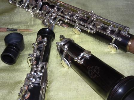 Oboe Servicing