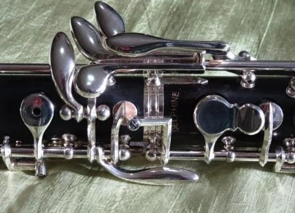Rigoutat Delphine oboe