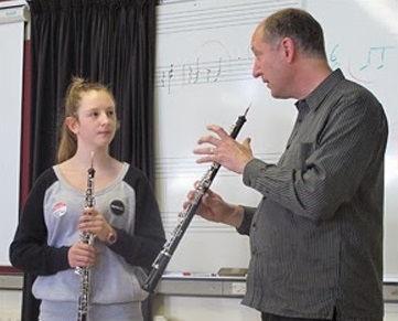 Oboe or Cor Anglais Lesson