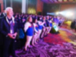 Rebecca get ovation Nestle.jpg