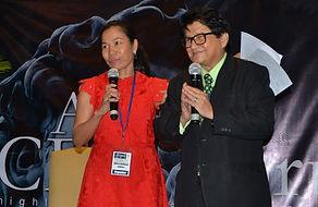 Rebecca Bustamante - Motivational Speaker, Corporate Trainer with Jun Palafox