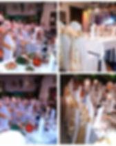 Свадьба в кафе ресторане Зеленый Мыс в Б