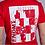 Thumbnail: ART PRINT Shirt - Red
