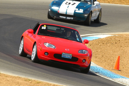TRACK DAY AT THUNDERHILL