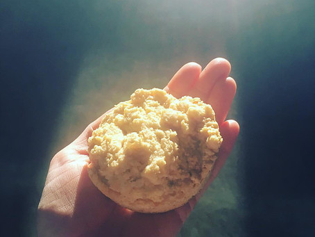 Gluten Free English Muffin