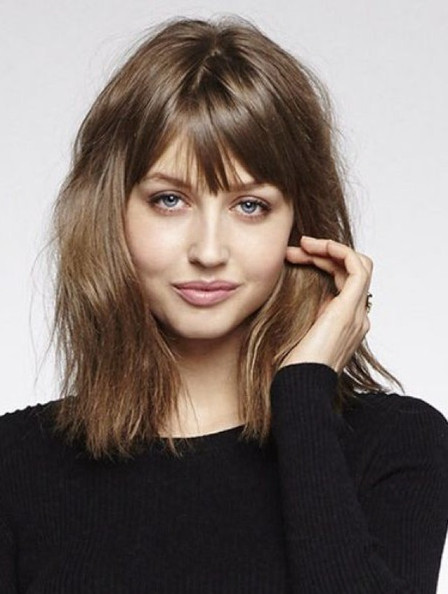 Bangs: The Perfect Fall Hair Update