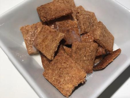 Gluten Free Cinnamon Toast Crunch