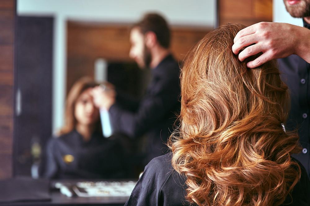 hair salon boston