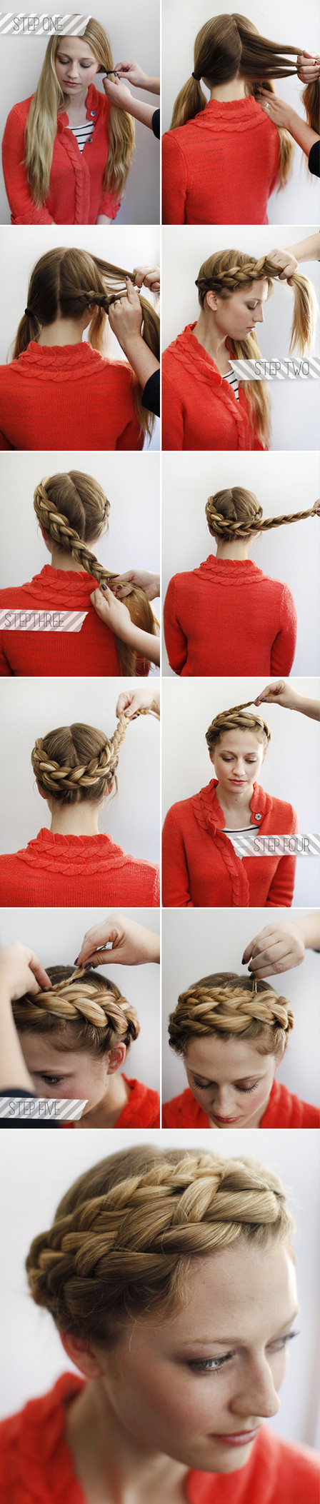 The 6 Best Braid Tutorials To Up Your Summer Hair Game