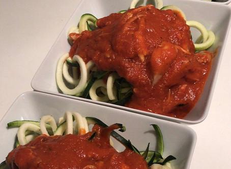 Chicken Ragu