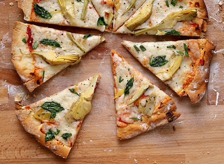 Two Amazing Pizza Crusts!