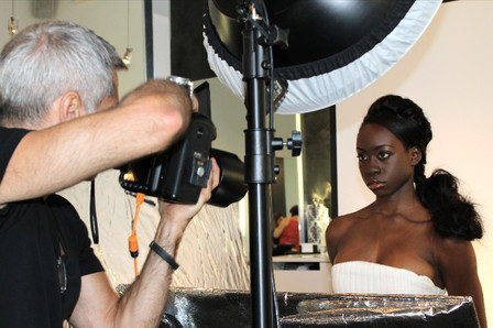 BTS: Pure Allure with Malaika
